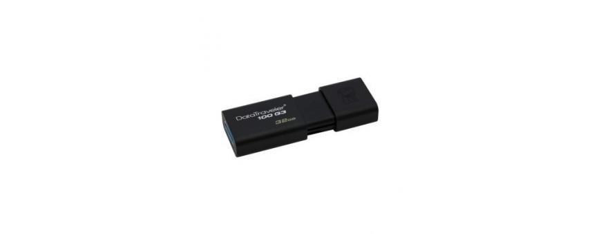 Memorias USB CD y DVD