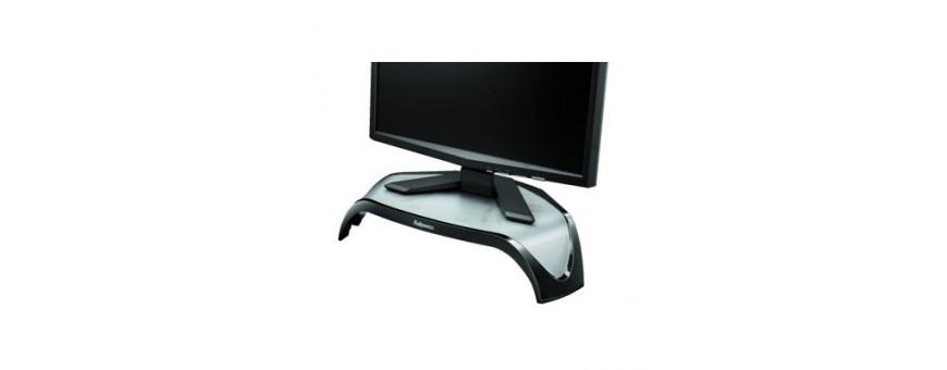 Soportes y brazos para monitores