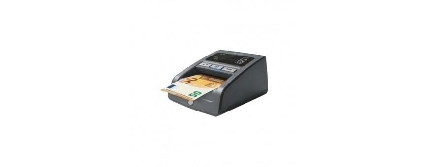 Detectores de billetes