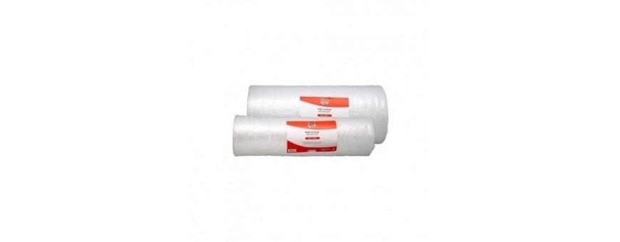 Plástico de burbuja rollos y bobinas