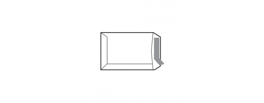 Sobres bolsa (blanco)